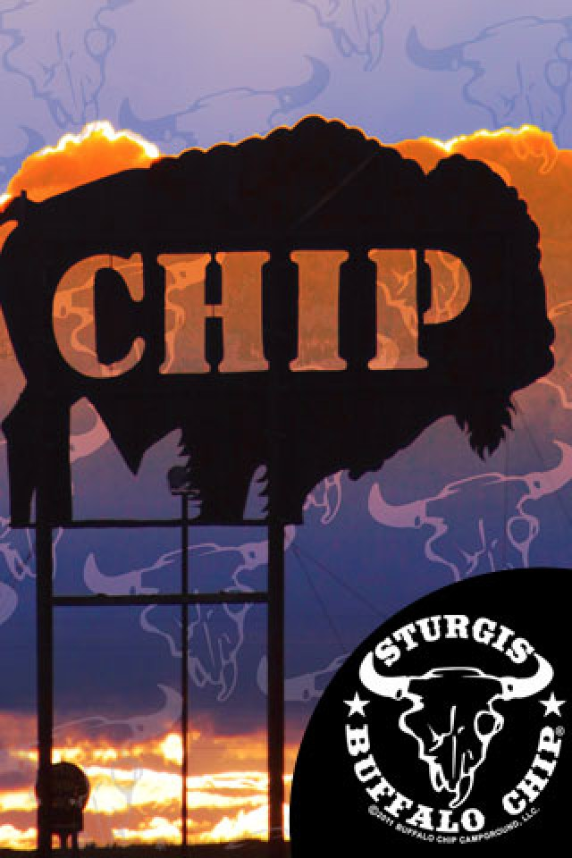 Buffalo Chip Sunset