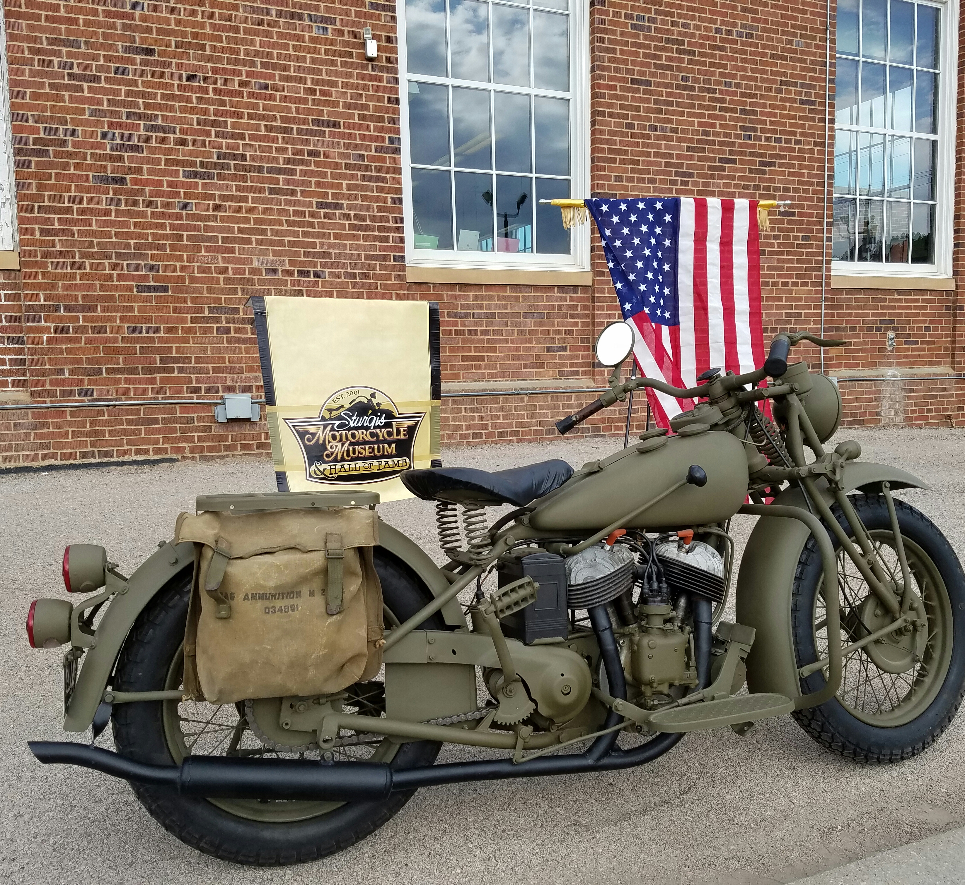 Sturgis Motocycle Museum Honor Ride