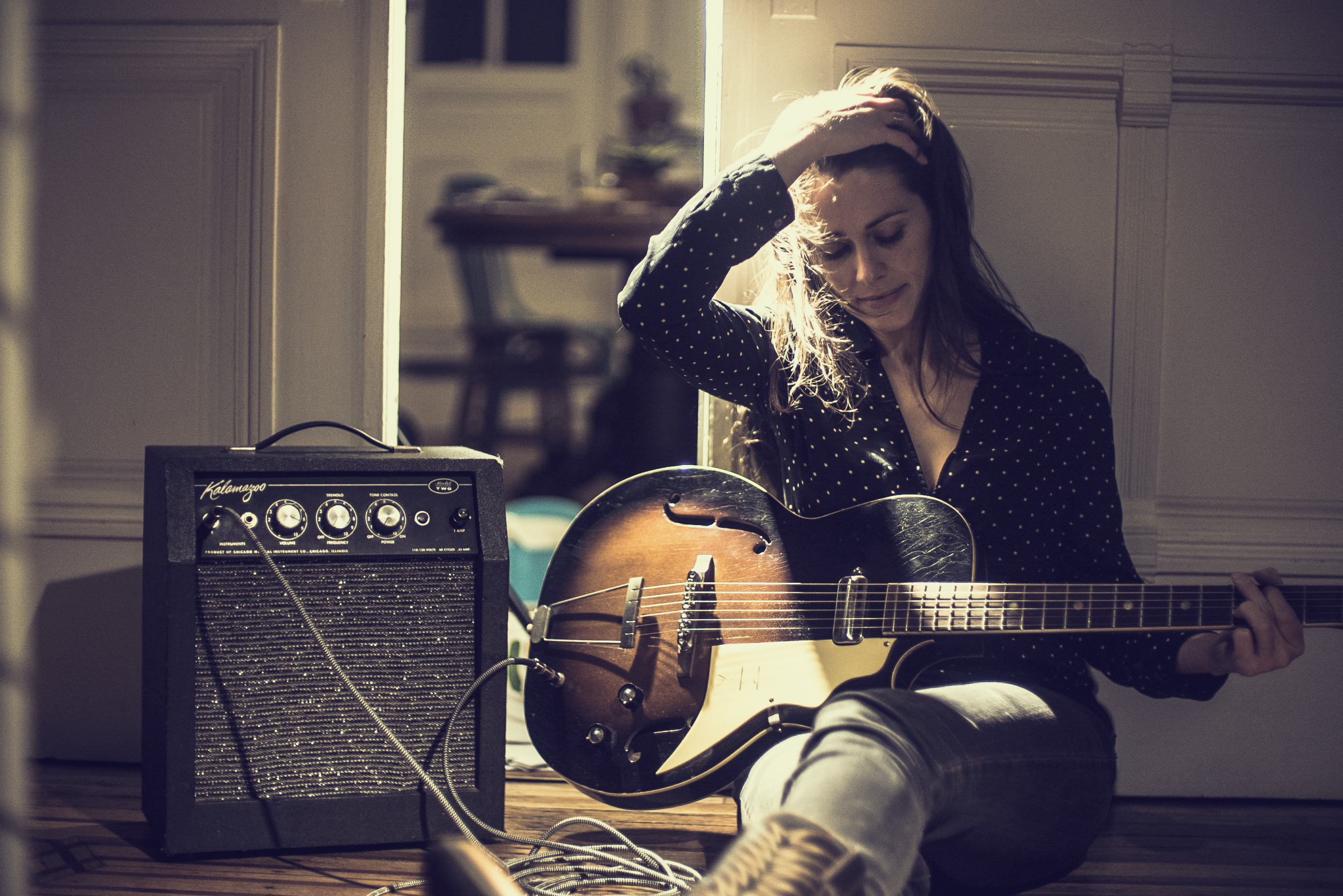 Caitlin Canty will perform Sept. 16 at Miner Brewing Company. Photo by Jay Sansone