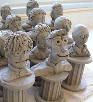 Kids N Clay (ages 7-13)