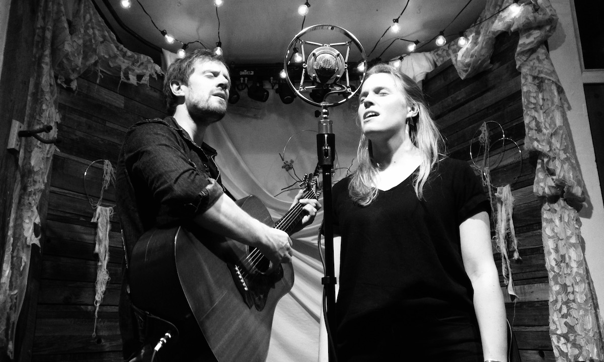 Don't miss Michael Howard and Caroline Cotter as they return to Miner Brewing Company on Friday, Feb. 23.